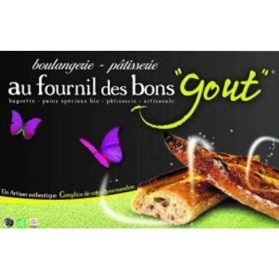 Au fournil des bons gout Logo - AJF Performance